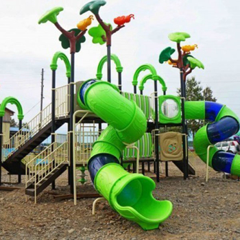 Outdoor amusement equipment usher in big business opportunities